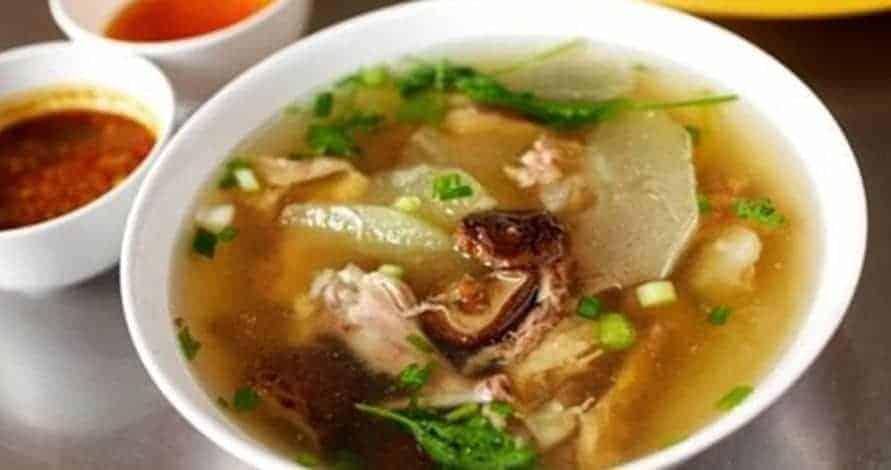 Cantonese Chicken Soup Recipes1