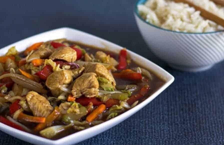 Chicken Chop Suey Recipe1