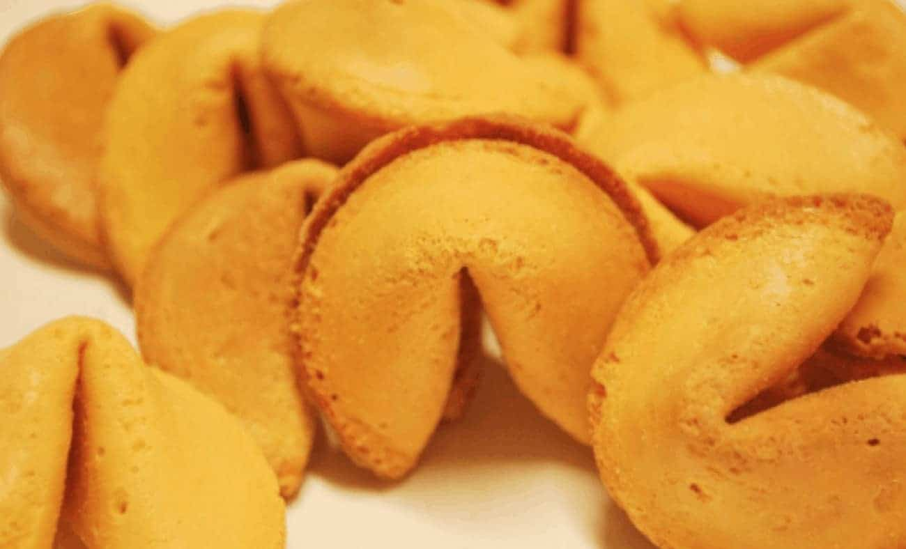 Fortune Cookies Recipe
