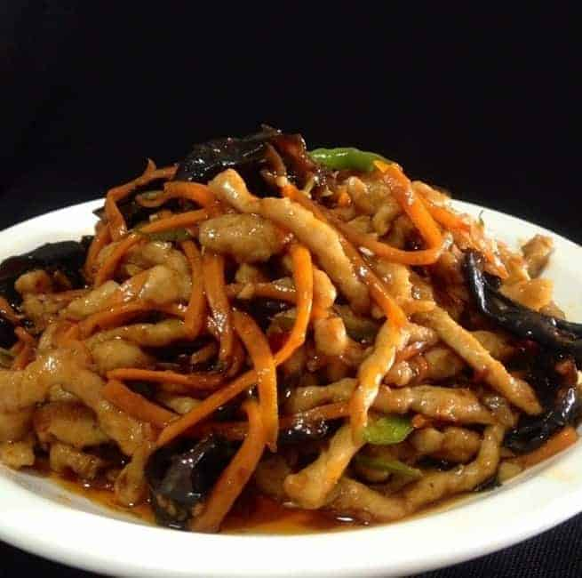 Shredded Pork With Fish Sauce Recipe