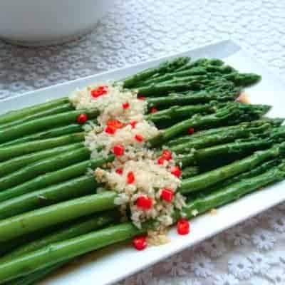 Chinese Asparagus With Soy Sauce Recipe