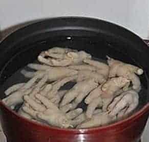Special Roast Chicken Feet Recipe5