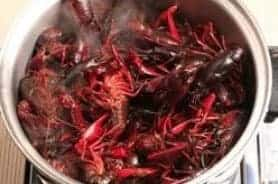 Spicy Crayfish Recipe Step2