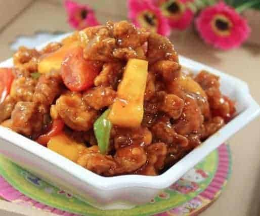 Sweet and Sour Fried Pork Recipe