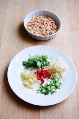 Szechwan Steamed Chicken with Chili Step4