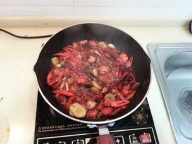 Chinese Chopped Chili Crawfish Recipe Hunan Flavor Step3