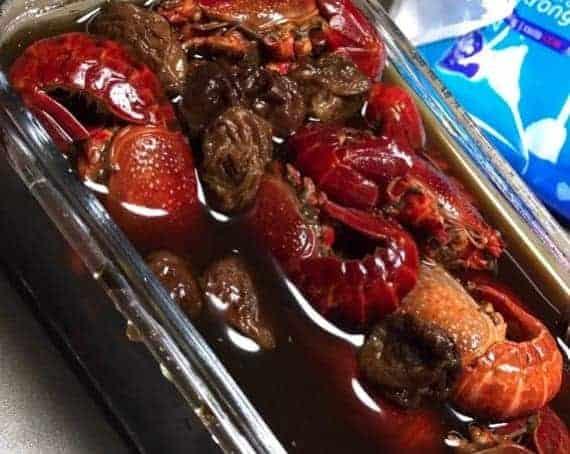 Chinese Ice Crayfish With Yellow Rice Wine Recipe