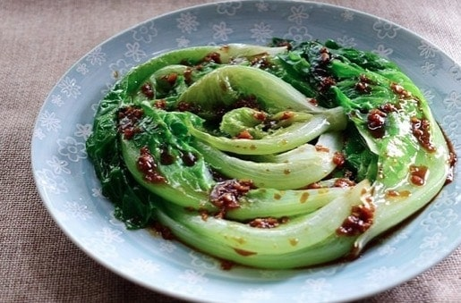 Chinese Lettuce With Garlic Sauce Recipe