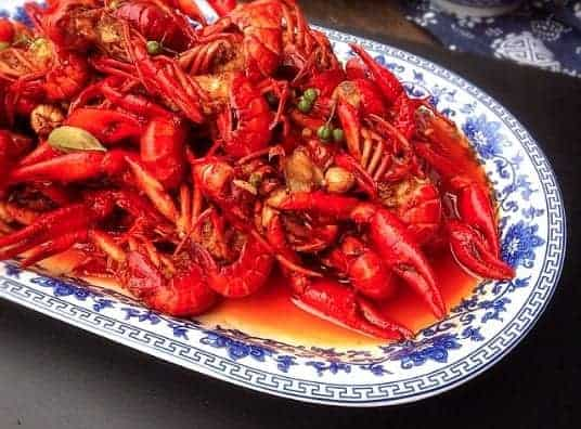 Chinese Spicy Crayfish Recipe