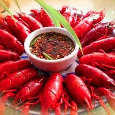 Chinese Steamed Crayfish Recipe