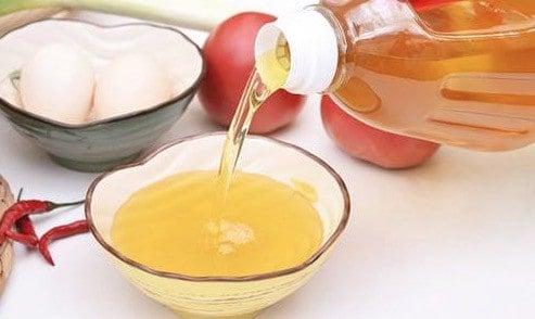 Peanut oil my chinese recipe