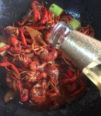 Authentic Spicy Crayfish Tail Home Recipe Step13