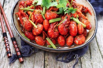 Authentic Spicy Crayfish Tail Home Recipe Step18