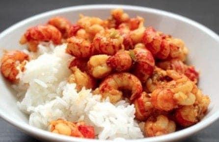 Chinese Braised Crayfish Tail with Rice Recipe Step13