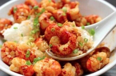 Chinese Braised Crayfish Tail with Rice Recipe Step15