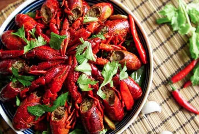 Everything You Need to Know about Crayfish in China crayfish dishes
