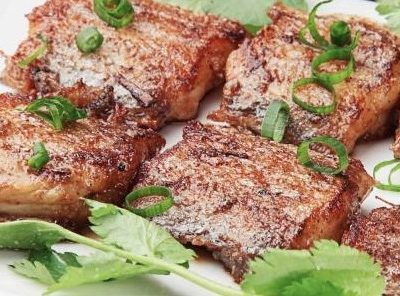 Chinese Fried Hairtail Fish With Pepper Salt Recipe
