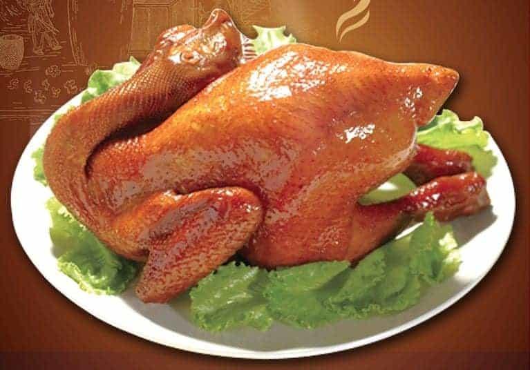 Cantonese Flavor Roast Chicken Recipe