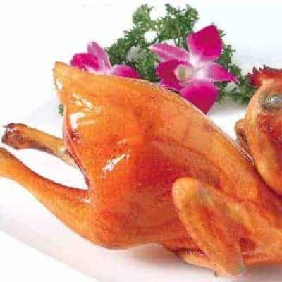 Chinese Fermented Bean Curd Flavor Chicken Recipe