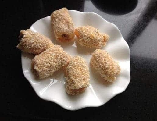 Chinese Fried Banana Chicken Recipe