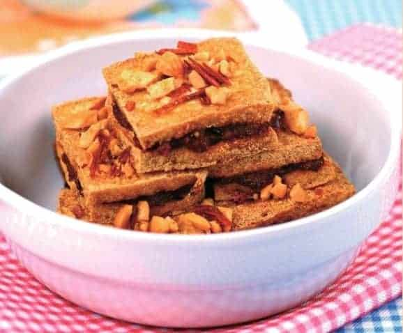 Chinese Fried Bean Curd Sandwich Recipe 1