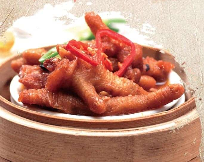 Chinese Oyster Sauce Chicken Feet Recipe