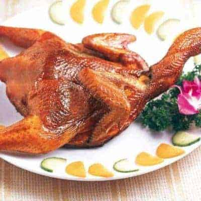 Chinese Roasted Soy Sauce Chicken Recipe