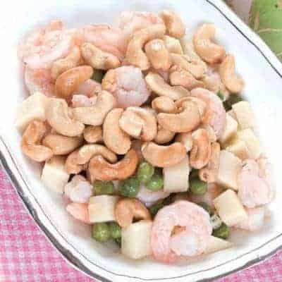 Chinese Fried Cashew and Shrimp Recipe