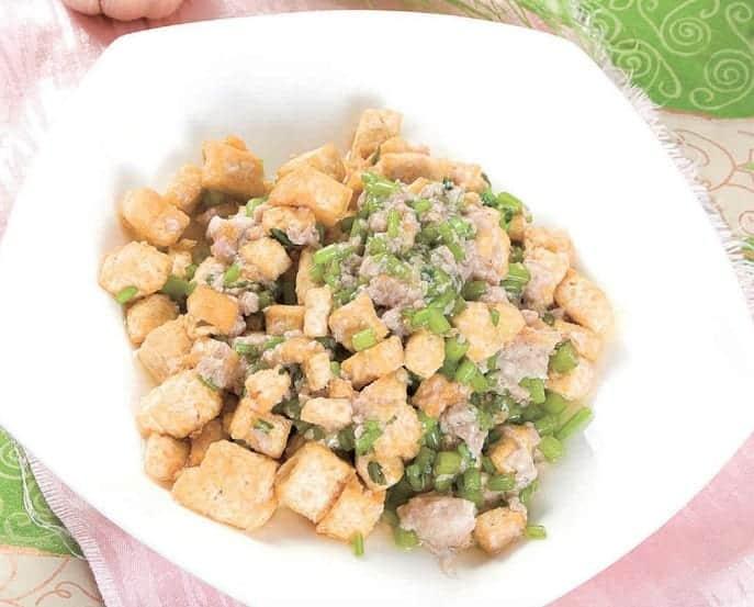 Shrimp Flavor Crown Daisy and Bean Curd