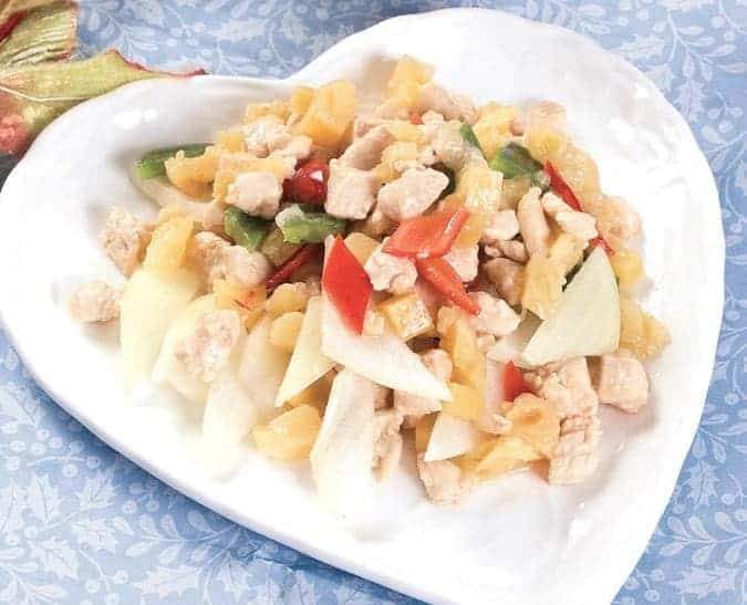 Simple Pineapple Flavor Chicken Breast Recipe