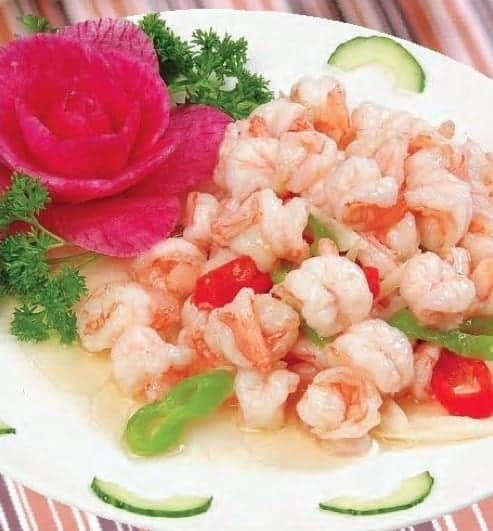 3 Steps Water Chestnuts Flavor Shrimp Recipe