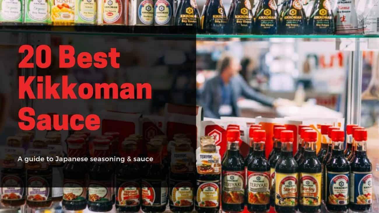 Best Kikkoman Sauce Reivew