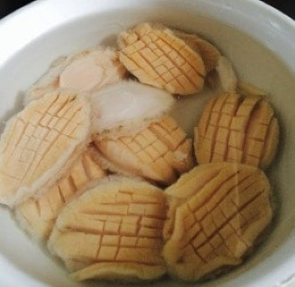Chinese Abalone Flavor Chicken Pot step3