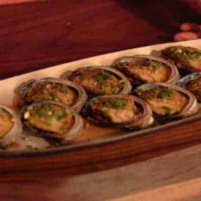 Chinese Easy Steamed Abalone Recipe