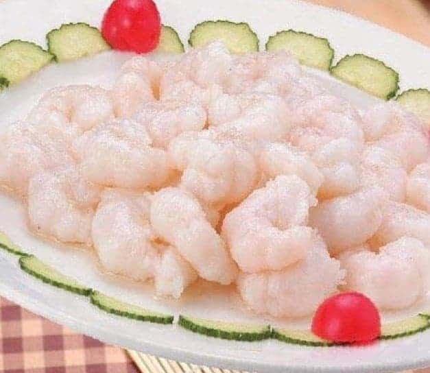 Easy Stir fry Eggs and Shrimp Recipe