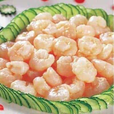 Simple 4 Step Crystal Shrimp Recipe