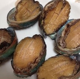 Steamed Abalone with Green Onions Oil Recipe step2