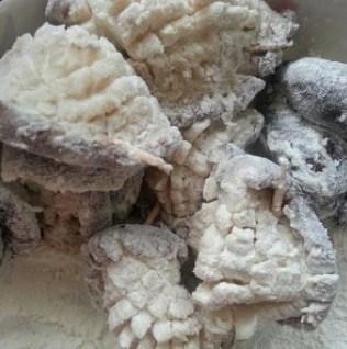 Vegan Abalone Flavored Shiitake Mushroom step6