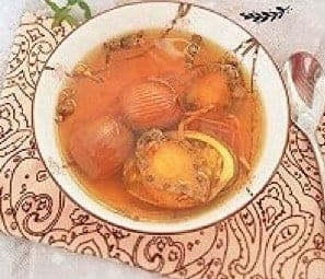 Abalone Soup With Cordyceps Flower Recipe step4