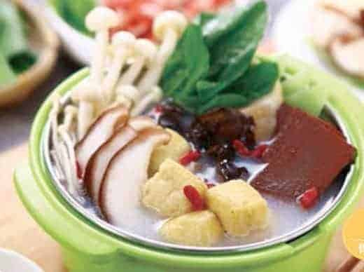 Assorted Mushroom Soup Hot Pot Base Recipe