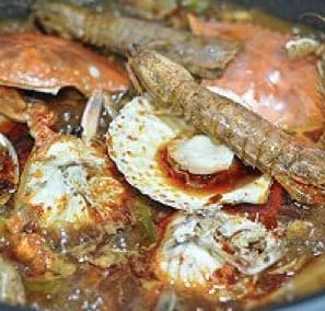Assorted Seafood Stew in Abalone Flavour Recipe step15