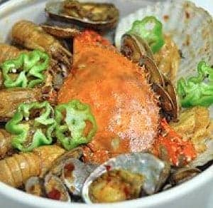 Assorted Seafood Stew in Abalone Flavour Recipe step17