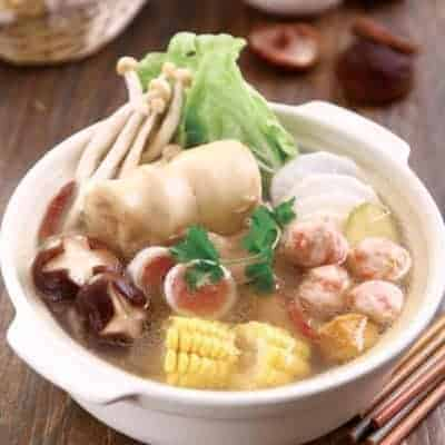 Beef Bone Hot Pot Base Recipe