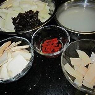 Chinese Abalone Winter Melon Soup Recipe step1
