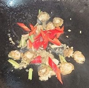 Chinese Fried Mixed Squid and Abalones Recipe step8