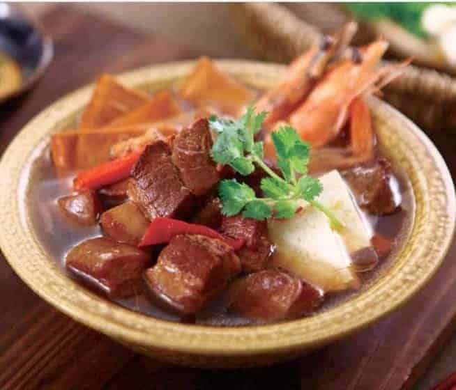Chinese Pork Belly Hot Pot Base Recipe 1