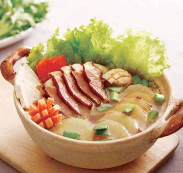 Chinese Salted Pork Hot Pot Base Recipe 1