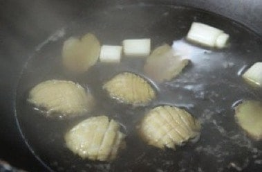 Chinese Simmered Abalone With Rice step5