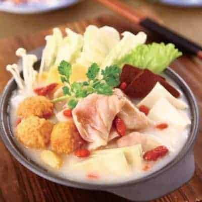 Peking Pork Tripe Hot Pot Recipe