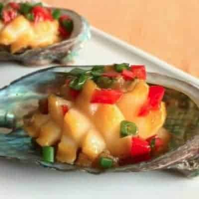 Simple Steamed Chili Abalone Recipe